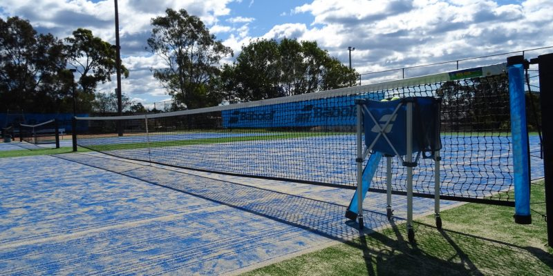 Cagney tennis academy