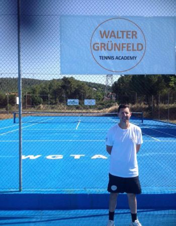 Walter Grünfeld – Spain Tennis Academy in Barcelona